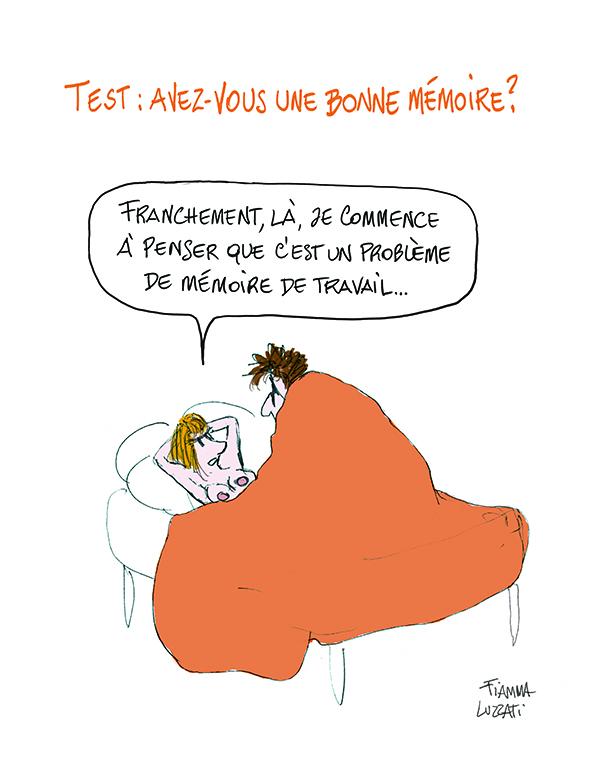 Probleme de memoire test