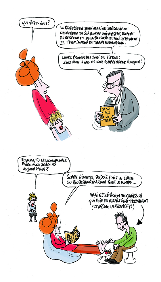 sport longevite 5